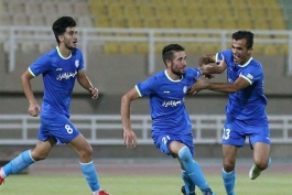 فوتبال ایران-استقلال خوزستان-iran football-esteghlal khouzestan