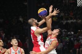 بسکتبال - بازی های آسیایی جاکارتا - اخبار بسکتبال