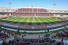 لیگ برتر فوتبال - ورزشگاه - فوتبال ایران