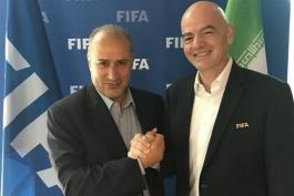 فدراسیون فوتبال - فوتبال - فیفا