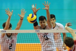 والیبال-والیبال نوجوانان-  volleyball-Iran men's national volleyball team under 19