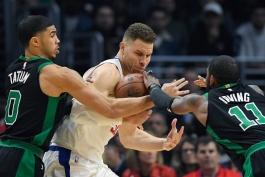 بسکتبال NBA - لس آنجلس کلیپرز - بوستون سلتیکس