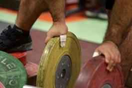 وزنه برداری المپیک - تیم ملی وزنه برداری