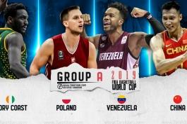 بسکتبال-جام جهانی بسکتبال-basketball-basketball world cup