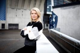 نروژ-فوتبال بانوان-توپ طلا-المپیک لیون