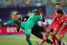 جام ملت های آفریقا 2019؛ سنگال 1-0 تونس: اشتباه سوپرمنوار معز حسن، سنگال را به فینال فرستاد