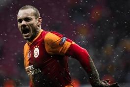 وسلی اسنایدر-هلند-اینتر-گالاتاسارای-Galatasaray-استانبول-رئال مادرید