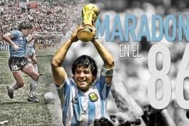 جام جهانی 1986 - آلمان - آرژانتین