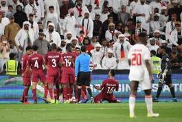 امارات-قطر-جام ملت های آسیا