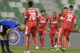 قطر-العربی قطر-بازیکن العربی-Al-Arabi SC