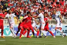 لیگ برتر-پرسپولیس-تراکتورسازی-Persepolis-Tractor Sazi Tabriz F.C
