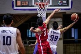 بسکتبال-تیم ملی بسکتبال 3 نفره