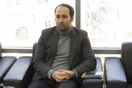 صدا و سیما-مدير روابط عمومی معاونت سيما