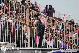 بانوان-حضور بانوان در ورزشگاه