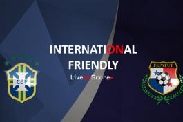 رسمی؛ ترکیب دو تیم برزیل و پاناما