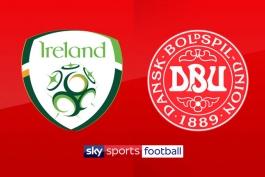دانمارک و جمهوری ایرلند
