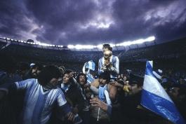 دنیل پاسارلا- آرژانتین - جام جهانی 1978 - ژنرال ویدلا - هافبک