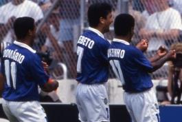ببتو-مازینیو - روماریو-برزیل-جام جهانی 1994-بالوتلی-