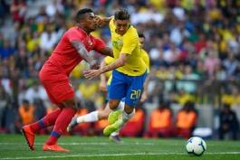 برزیل 1-1 پاناما؛ قناری ها هرچه زدند، گل نشد