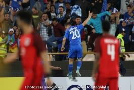 هفته ششم لیگ قهرمانان آسیا-ورزشگاه آزادی-استقلال
