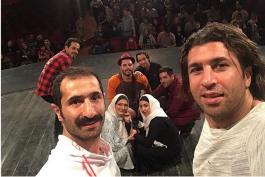 مدافع سپاهان - تیم ملی - فوتبال ایران - لیگ برتر