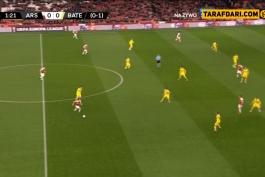 آرسنال-باته بوریسوف-لیگ اروپا-ورزشگاه امارات-انگلیس-Arsenal-BATE Borisov-UEL