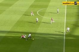 بازی های ماندگار لیگ برتر انگلیس - آرسنال 5-2 تاتنهام (2012)