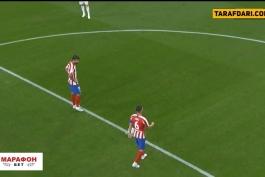 اتلتیکو مادرید-رئال مادرید-لالیگا-اسپانیا-Atletico Madrid-Real Madrid-LaLiga