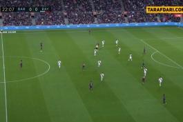 بارسلونا-رایو وایکانو-لالیگا-ورزشگاه نیوکمپ-barcelona-rayovallecano-la liga
