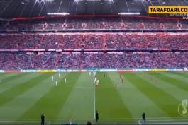 بایرن مونیخ-هایدنهایم-جام حذفی آلمان-Heidenheim-Bayern München-DFB POKAL