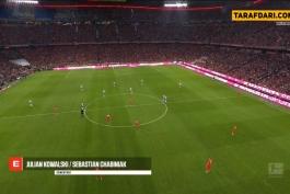 بایرن مونیخ-هرتابرلین-بوندس لیگا-آلیانز آرنا- Bayern München-Hertha Berlin-Bundesliga