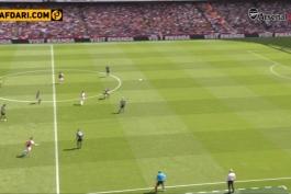 آرسنال-برنلی-ورزشگاه امارات-اسپانیا-لیگ برتر انگلیس-arsenal-burnley-epl