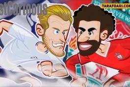 تاتنهام-لیورپول-فینال لیگ قهرمانان اروپا-ورزشگاه واندا متروپولیتانو-مادرید-tottenham-liverpool-ucl final