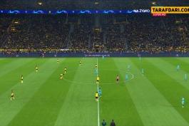 دورتموند-بارسلونا-لیگ قهرمانان اروپا-ورزشگاه سیگنال ایدونا پارک-آلمان-dortmund-barcelona-ucl