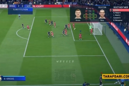 رئال مادرید-بایرن مونیخ-بازی FIFA 2020-real madrid-bayern munchen