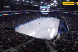 تبلیغ جالب تلویزیون فرانسه برای پوشش رقابت های المپیک زمستانی - المپیک زمستانی کره جنوبی