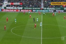 وردربرمن-بایرن مونیخ-بوندس لیگا-Werder Bremen-Bayern München-Bundes Liga