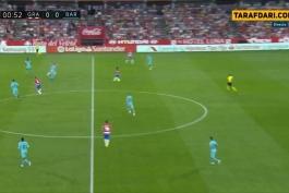 گرانادا-بارسلونا-لالیگا-اسپانیا-Granada-Barcelona-La Liga