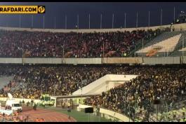 پرسپولیس-سپاهان-لیگ برتر ایران-ورزشگاه آزادی