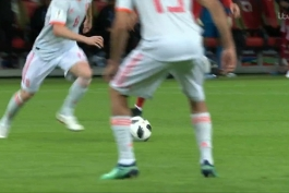 آنالیز بازی ایران و اسپانیا در برنامه World Cup Highlights - ویدیو زیرنویس فارسی