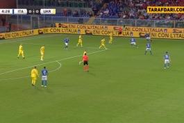 ایتالیا-اوکراین-دیدار دوستانه ملی-جنوا-استادیوم لوییجی فراریس-italy-ukraine