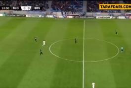 اسلوان براتیسلاوا-بشیکتاش-لیگ اروپا-آلمان-Slovan Bratislava-Besiktas-UEL