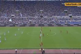 لاتزیو-آاس رم-سری آ-ایتالیا-ورزشگاه المپیکو-Lazio-AS Roma-Serie A
