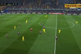 گل ها و خلاصه HD بازی ویارئال 4-4 بارسلونا (گزارش انگلیسی اضافه شد)