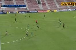 ذوب آهن-الاتحاد عربستان-لیگ قهرمانان آسیا-afc champions league-zob ahan