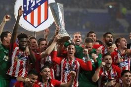 قهرمانی اتلتیکو مادرید در لیگ اروپا-قهرمانی شاگردان سیمئونه