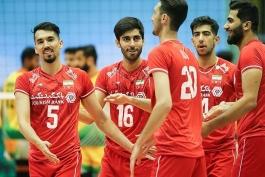 والیبال ایران-والیبال هند-والیبال قهرمانی مردان آسیا-iran-volleyball