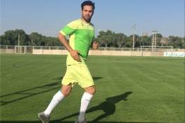 بازیکن سابق پرسپولیس-پیشکسوت فوتبال-iran