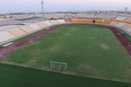 ورزشگاه بوشهر-لیگ برتر
