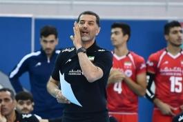 سرمربی والیبال-سرمربی تیم ملی والیبال جوانان ایران-تیم ملی والیبال-volleyball-iran